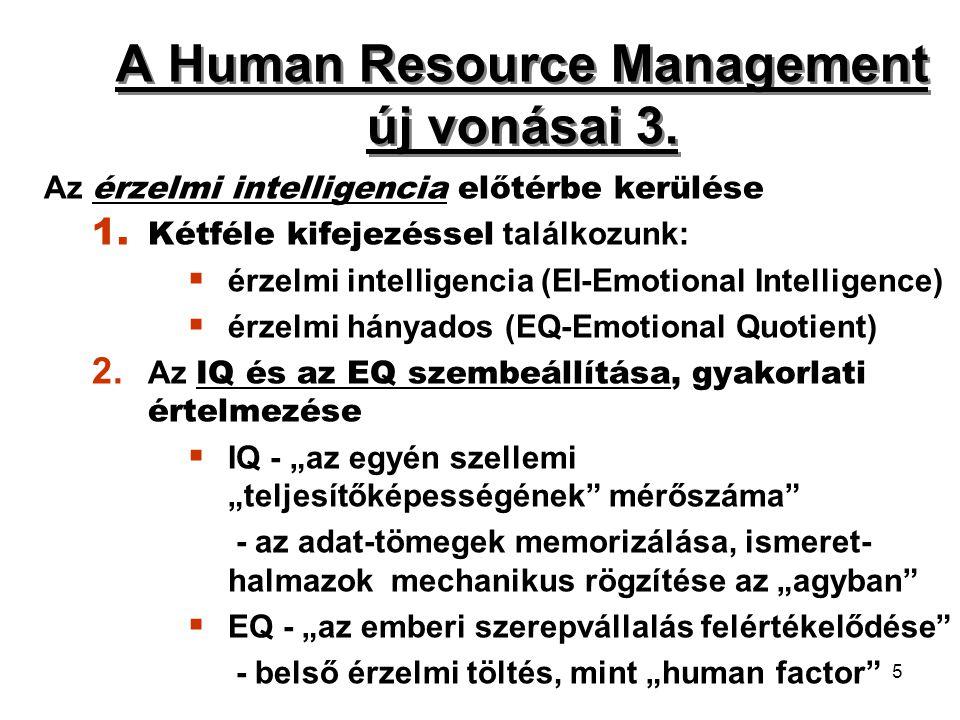 5 Az érzelmi intelligencia előtérbe kerülése 1.