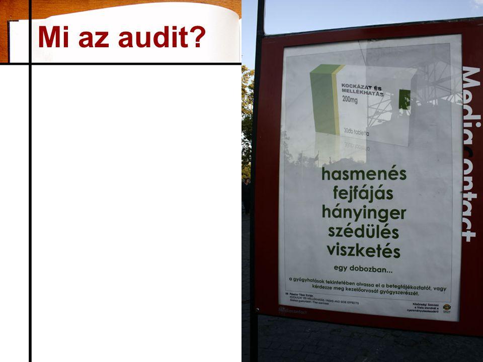 Mi az audit? 6