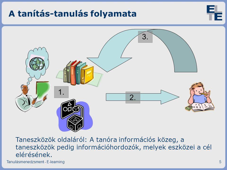 ILIAS Tanulásmenedzsment - E-learning16