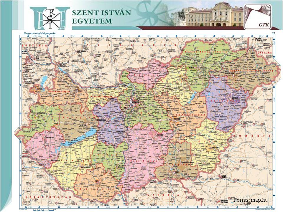 Forrás: map.hu