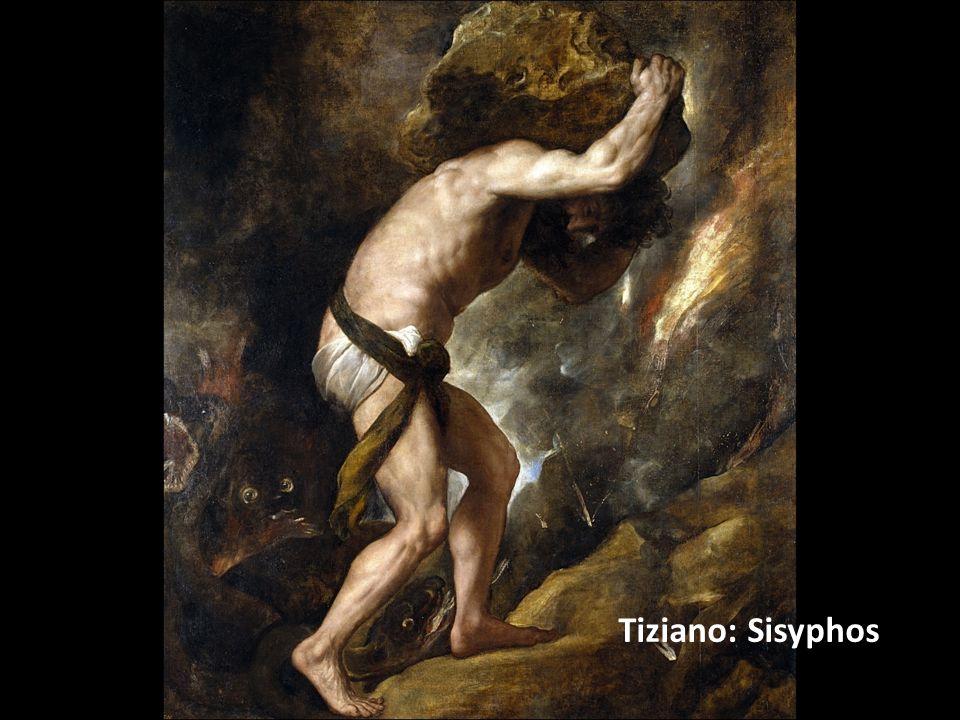 Tiziano: Sisyphos