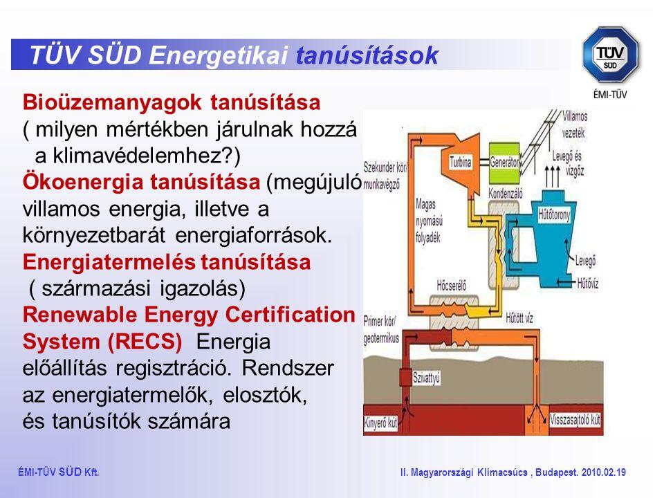 A magyar éghajlatvédelem aktualitásai 1.Beépíteni a pályázatokba a klímavédelmet támogató rendszerek, szabványok bevezetésének a preferálását ( EN 16001) vagy annak növelését ( EMAS, ISO 14001) 2.A térinformatika eszközeinek az alkalmazása a klimavédelemben.