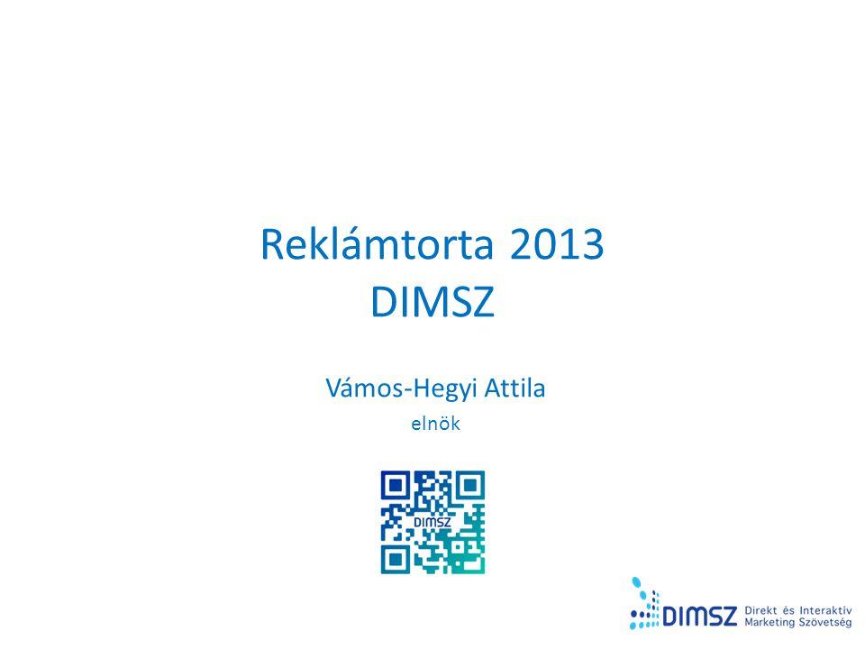 Reklámtorta 2013 DIMSZ Vámos-Hegyi Attila elnök