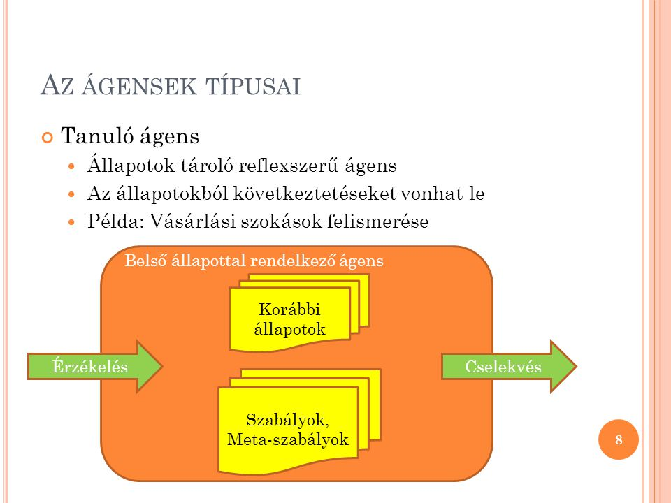 JADE ÁGENSEK MEGVALÓSÍTÁSA 19