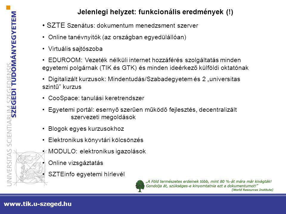 A képzés webes támogatása (pl. honlap, CooSpace) megfelelő volt