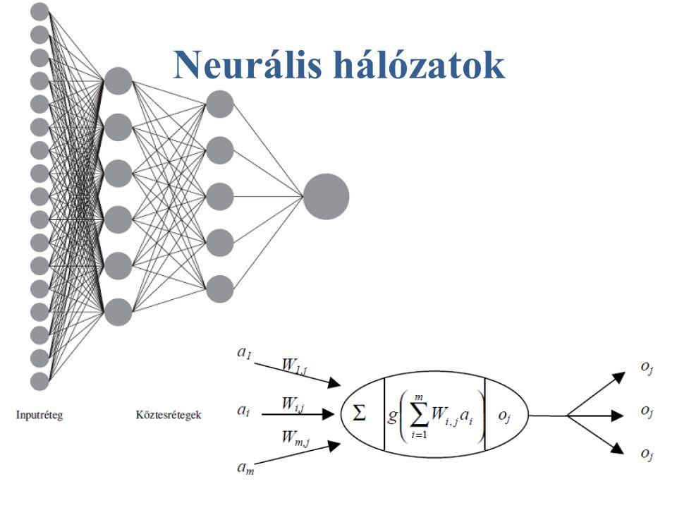 Neurális hálózatok