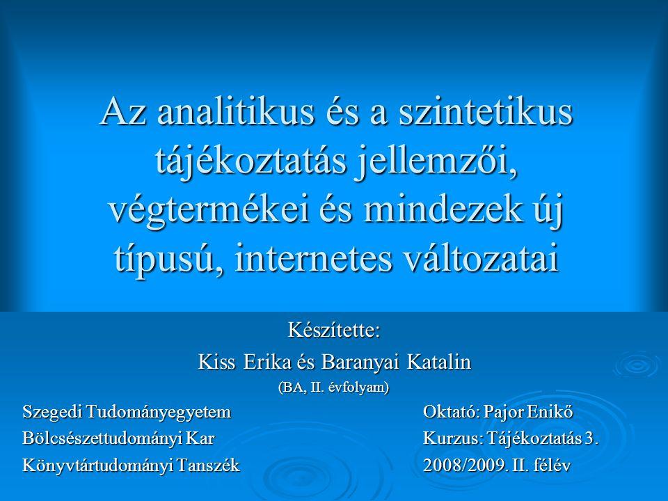  FOLYÓIRATOK:  Bánhegyi Zsolt: Nyílt Hozzáférés Kezdeményezés (Open Access Initiative) – Kitekintés és körkép In: TMT, 50.