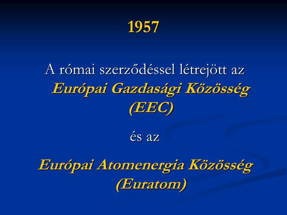  A maastrichti szerődéstől (1991.) kezdve már több európai szabályozás minősített többséggel dönthető el.