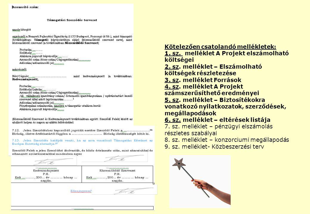 Útmutató a fenntartható fejlődés érvényesítéséhez az Új Magyarország Fejlesztési Terv Környezet és Energia Operatív Programja keretében kiírt pályázat