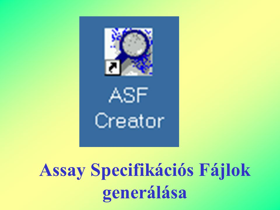 A program tervezése, megvalósítása az alábbi szervezetek, intézmények irányelvei alapján történt: Task Force for Antigen Quantitation: European Working Group on Clinical Cell Analysis Centers for Disease Control and Prevention (USA) Laboratory Centere for Disease Control of Canada National Committee on Clinical Laboratory Standards International Federation of Clinical Chemistry National Institute of Standards and Technology (USA) A funkcionális és klinikai célú tesztelés a Laboratory Centere for Disease Control, Health Canada, Ottava közreműködésével valósul meg.