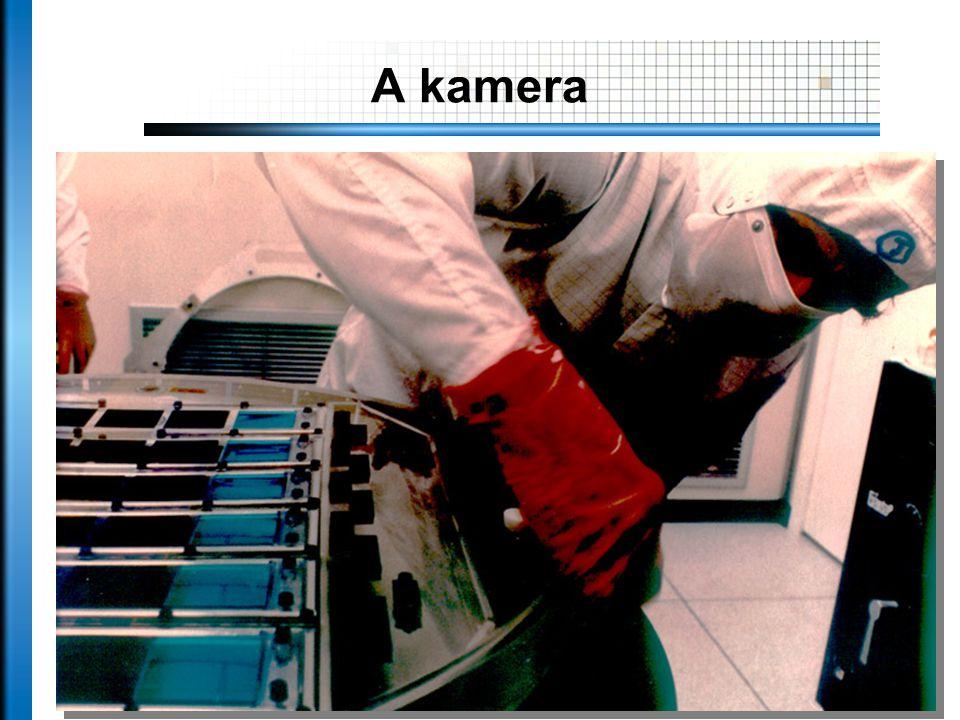 A kamera