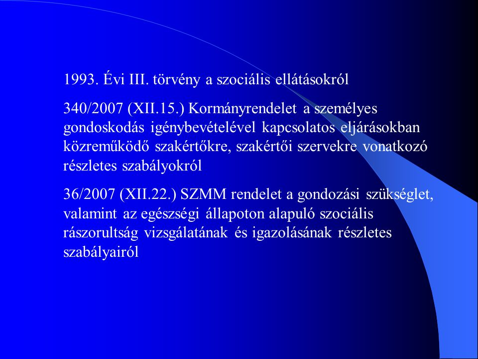 1993. Évi III.