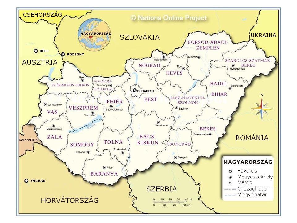 Régiók helyett megyék Új helyzet A magyar tradicióknak megfelel