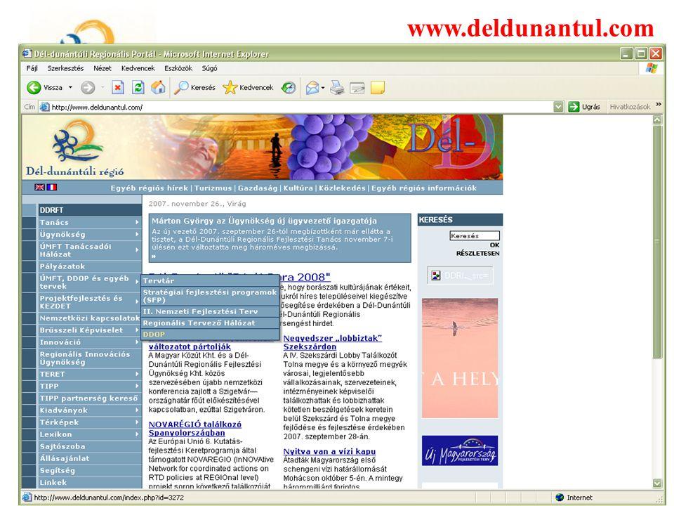 www.deldunantul.com