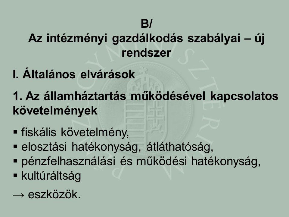  Az új kultúrára átállás  Vhr./Ámr.+ PM r.  Törzskönyv/PM r.
