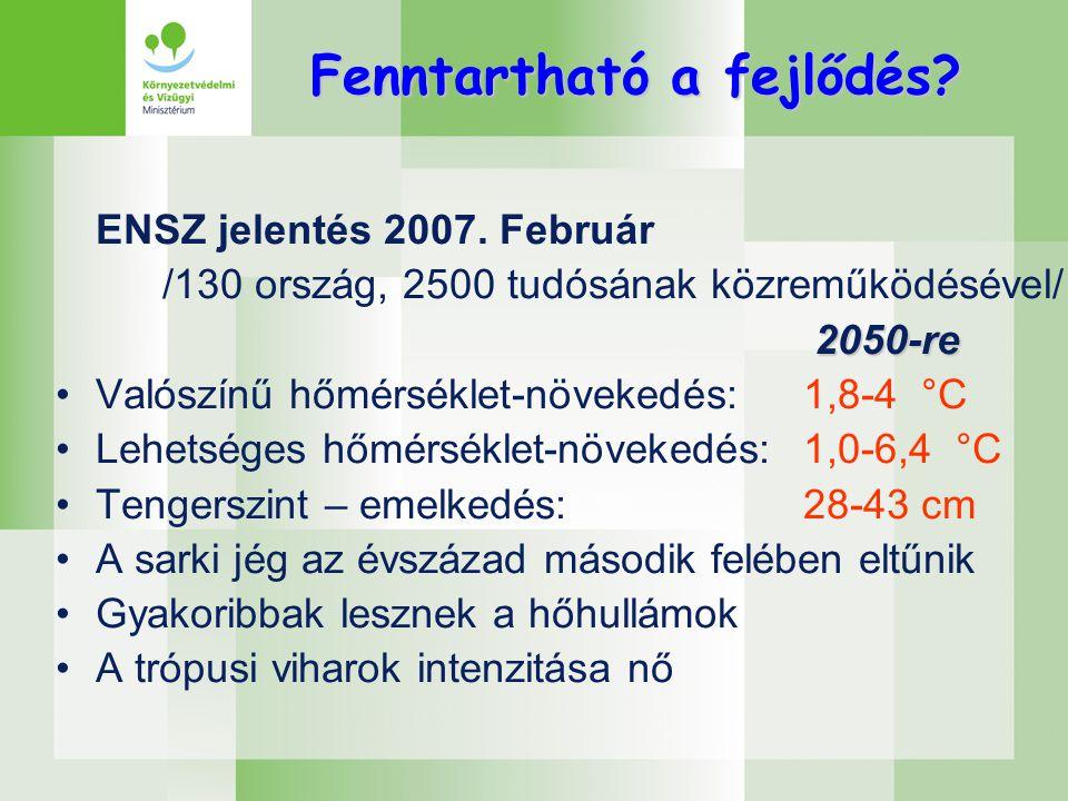 Új Magyarország Fejlesztési Terv (ÚMFT) 7 Regionális OP: •Nyugat-dunántúli OP/NYDOP •Dél-alföldi OP/DAOP •Észak-alföldi OP/ÉAOP •Közép-magyarországi OP/KMOP •Észak-magyarországi OP/ÉMOP •Közép-dunántúli OP/KDOP •Dél-dunántúli OP/DDOP ERFA 50%-a: 1600 Mrd Ft