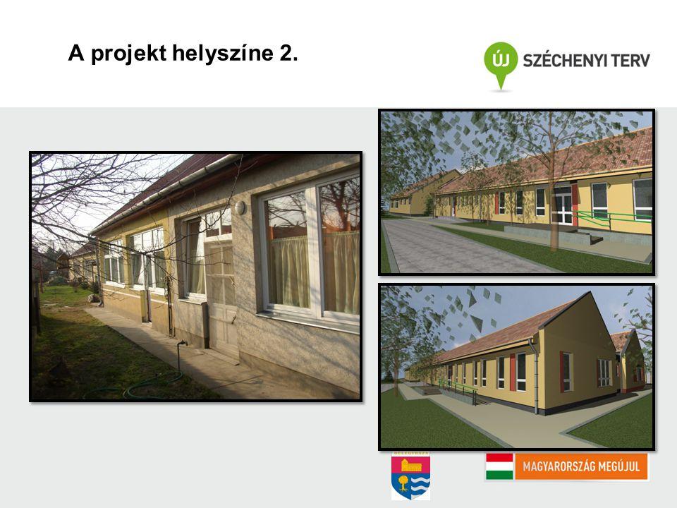 A projekt helyszíne 2.