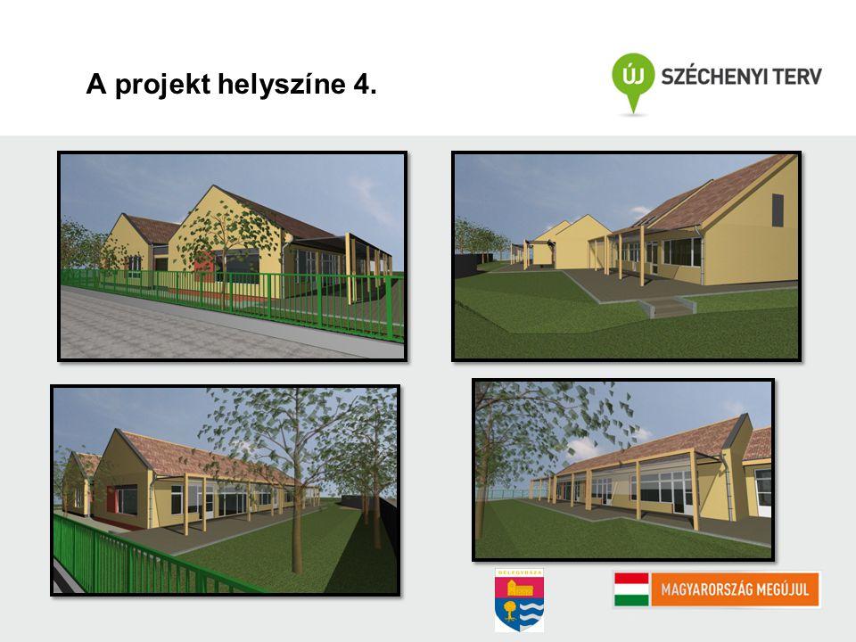 A projekt helyszíne 4.