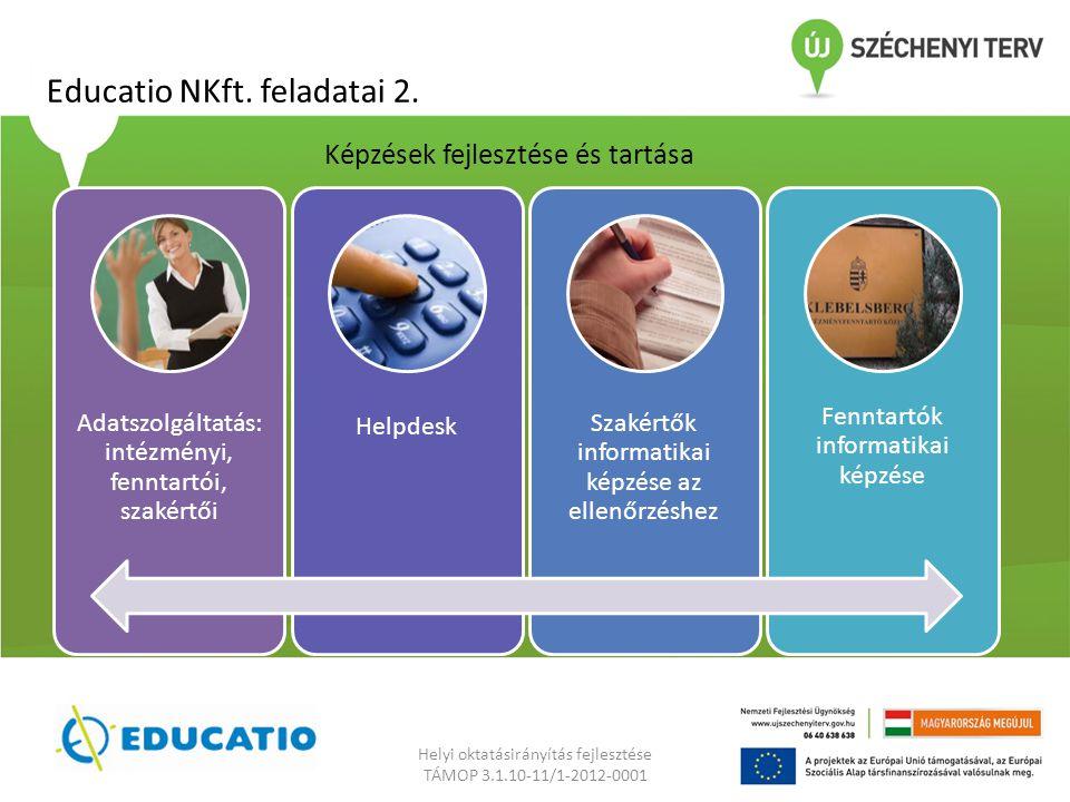 Educatio NKft.feladatai 3.