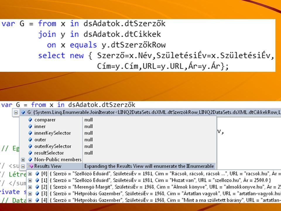 3 J.Zs.Cs.: Vizuális programozás (c) 2014 72