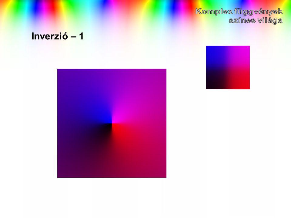 Inverzió – 1