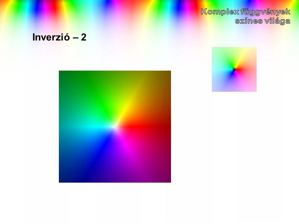 Inverzió – 2