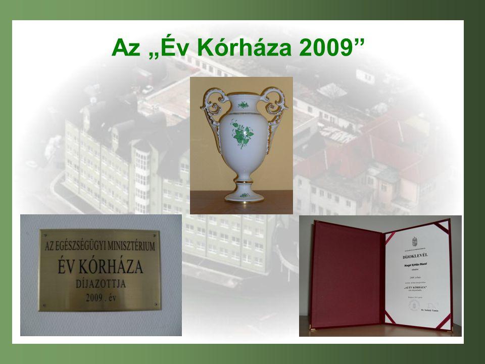 """2014. 07. 04.15 Az """"Év Kórháza 2009"""