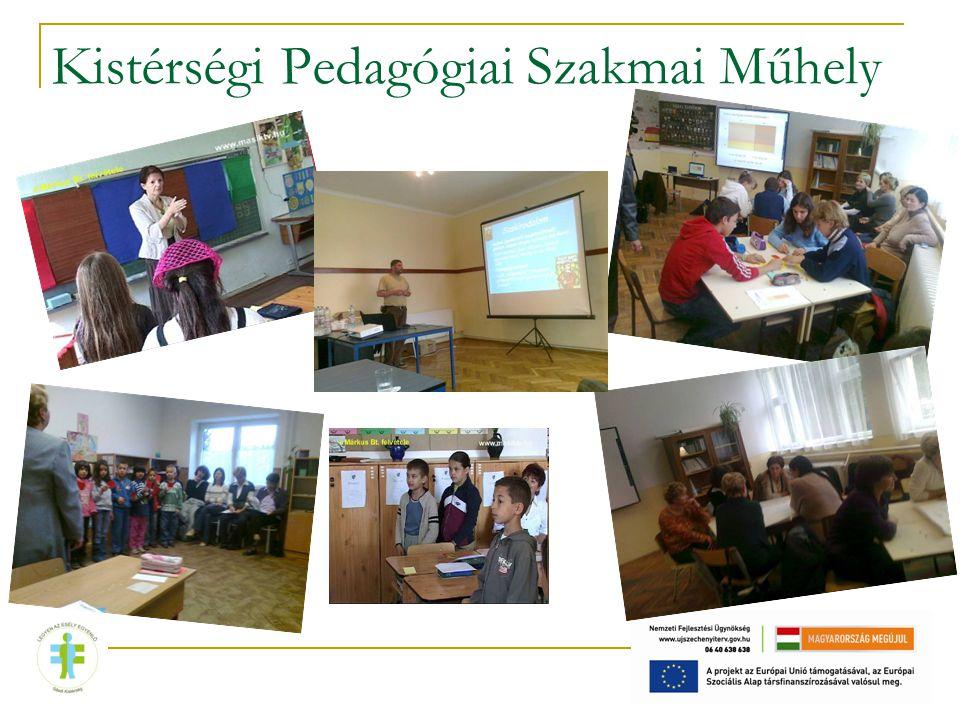 Kistérségi Pedagógiai Szakmai Műhely