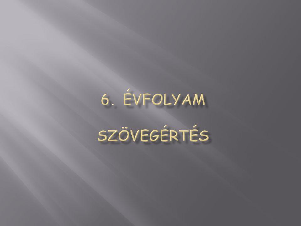 Mérési terület Évf.Iskolai átlag Megyeszék- helyi ált.