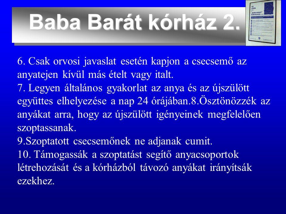 Baba Barát kórház 2.6.