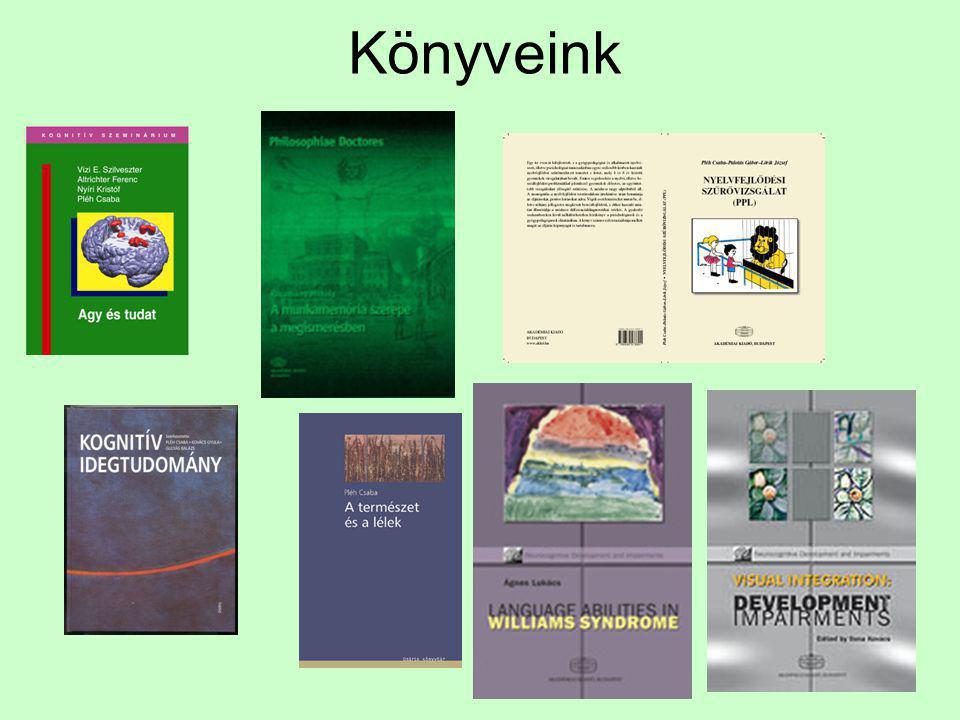 Könyveink