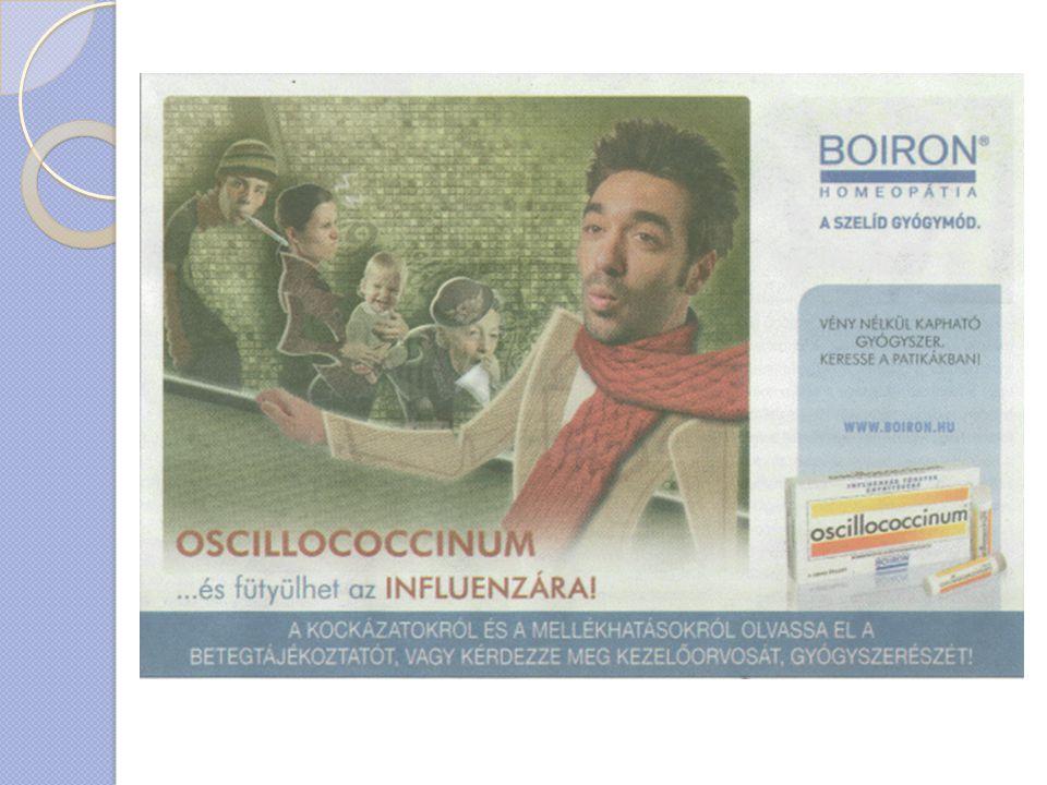 -Linde et al.Cochrane Library 2000. Nem egyértelmű a homeopátia kedvező hatása (MA).