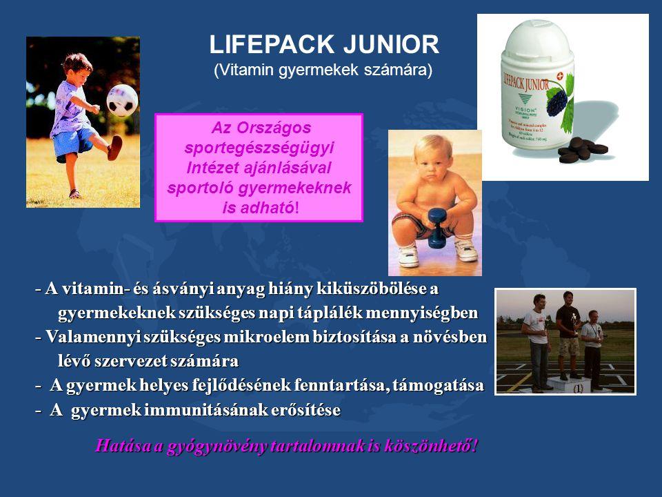 - A vitamin- és ásványi anyag hiány kiküszöbölése a gyermekeknek szükséges napi táplálék mennyiségben gyermekeknek szükséges napi táplálék mennyiségbe