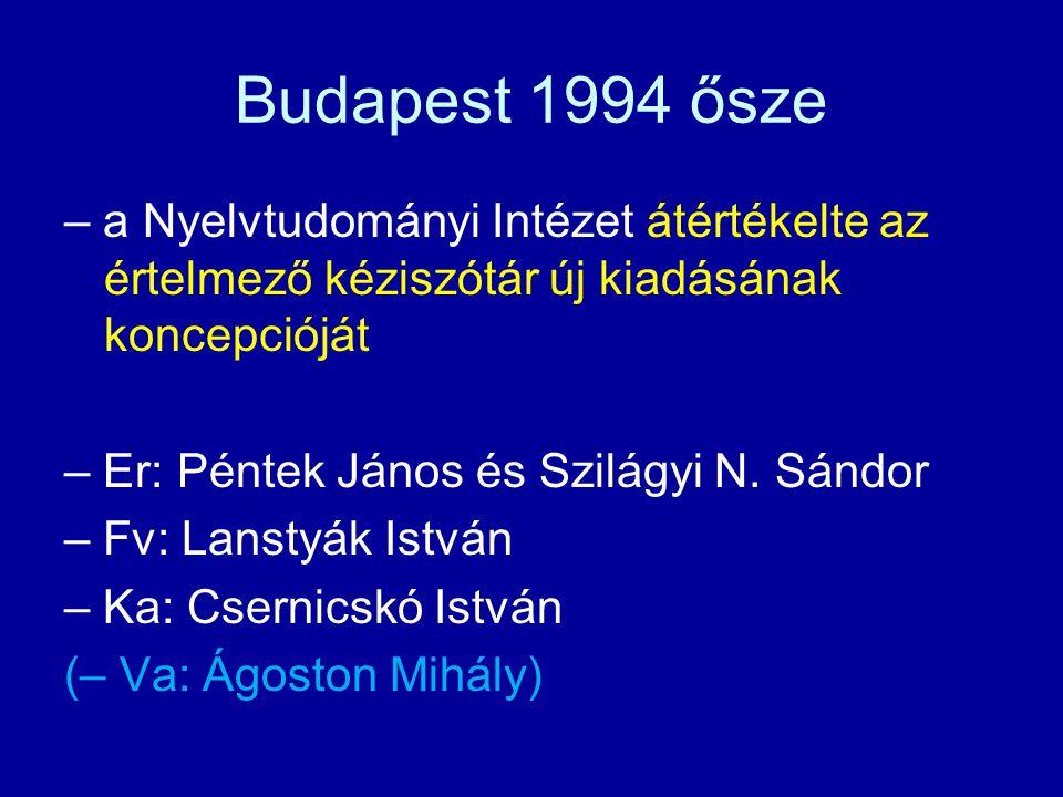 """A """"hőskor 1994–2003"""