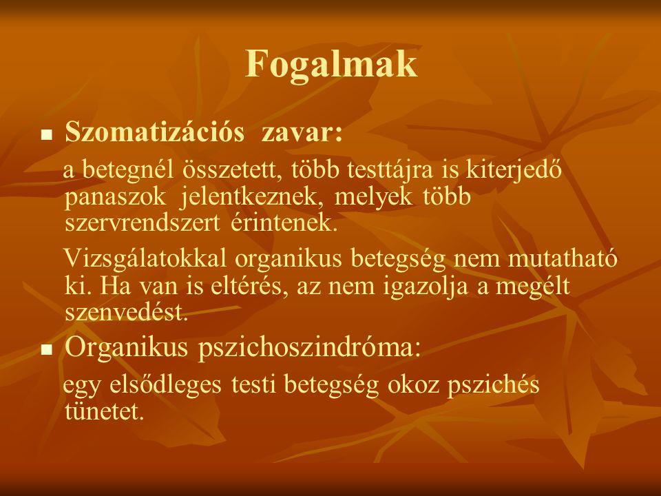 STRESSZ-HATÁSOK A GYERMEKKORBAN 2.