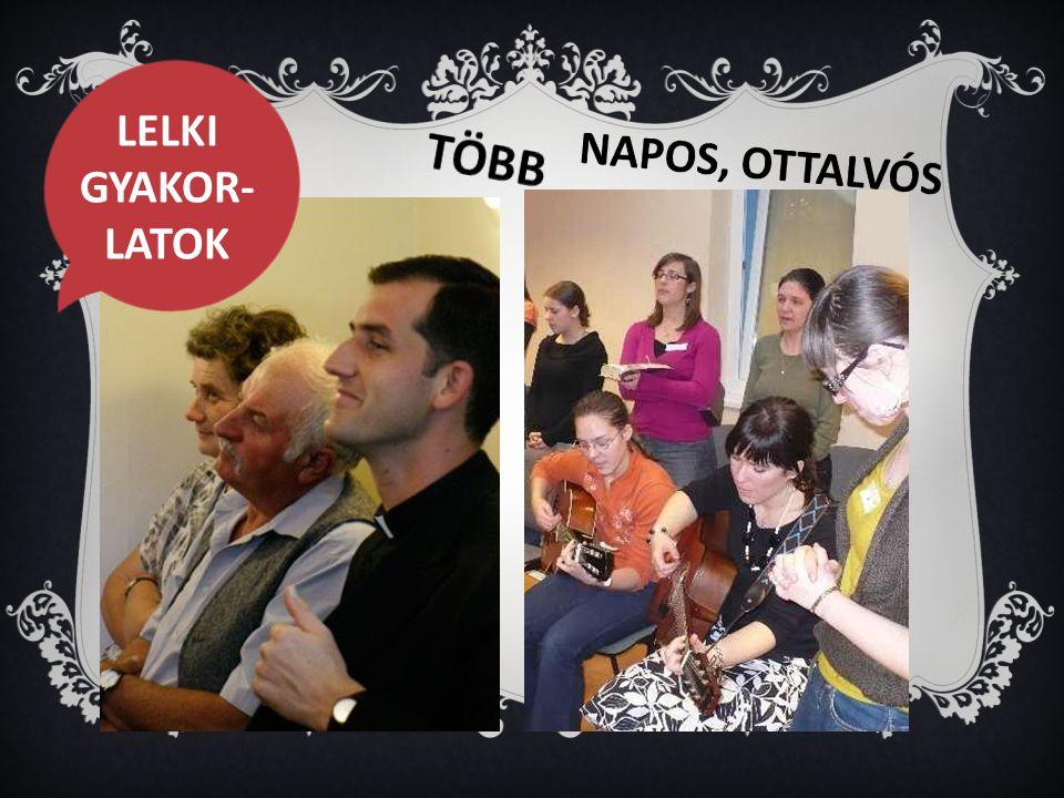 LELKI GYAKOR- LATOK