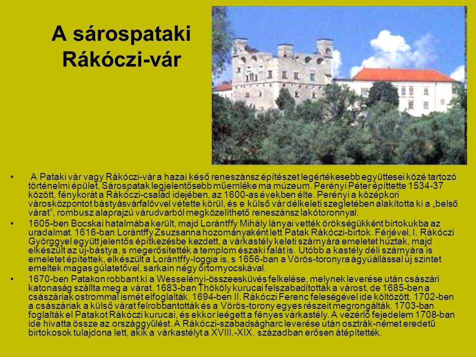 Sárospatak - Megyer-hegyi tengerszem • Magyarország egyik legkisebb védett területe szabadon látogatható. •A Sárospataktól északra emelkedő vulkáni kú