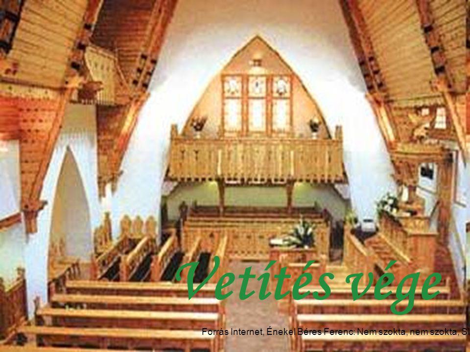 Miskolci Deszkatemplom • A Deszkatemplom Miskolc egyik legszebb temploma. Az e helyen álló első templomot 1637. szeptember 13-án szentelték fel, de a