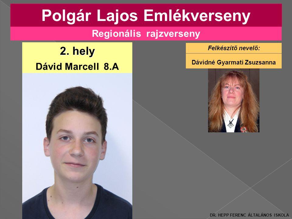 Regionális rajzverseny Polgár Lajos Emlékverseny 2.