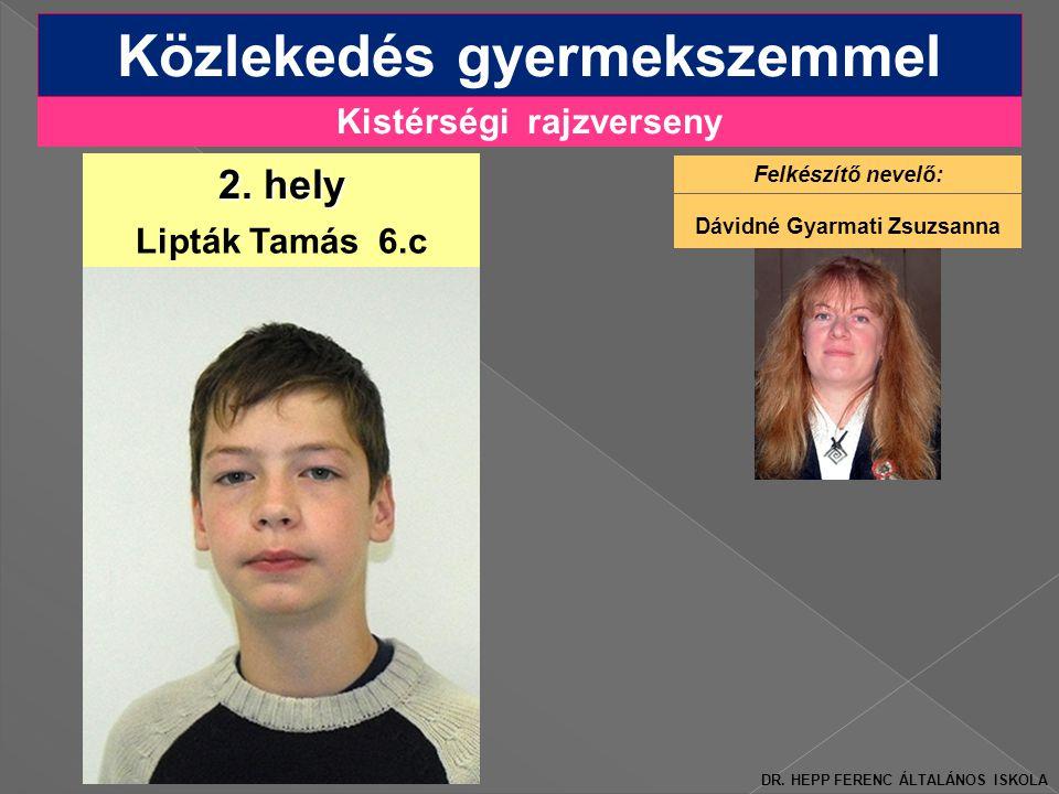 Kistérségi rajzverseny Közlekedés gyermekszemmel 2.
