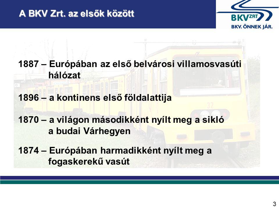 3.Az autóbusz vonalak közúti forgalomtól való védetté tétele I.