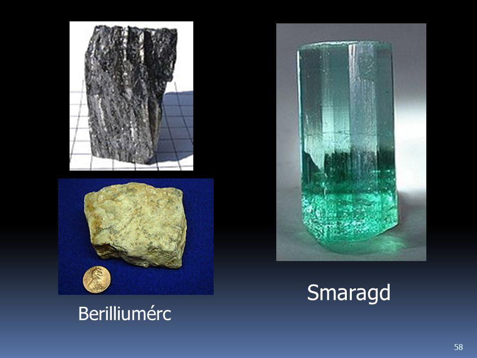 58 Berilliumérc Smaragd