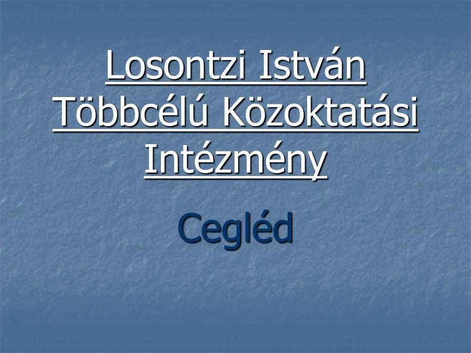 Losontzi István Többcélú Közoktatási Intézmény Cegléd