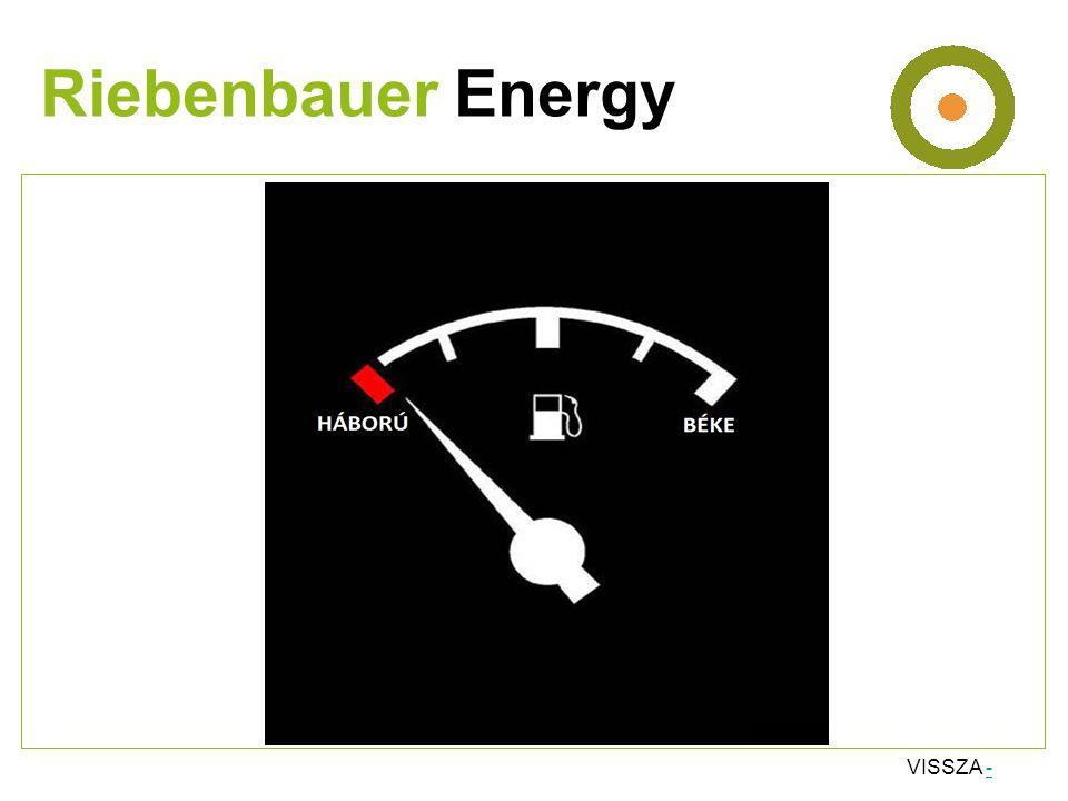 Riebenbauer Energy VISSZA --