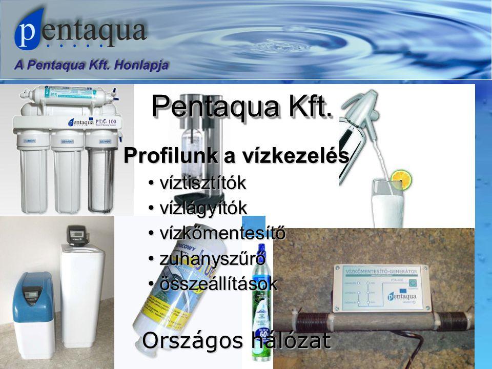 Pentaqua Kft.