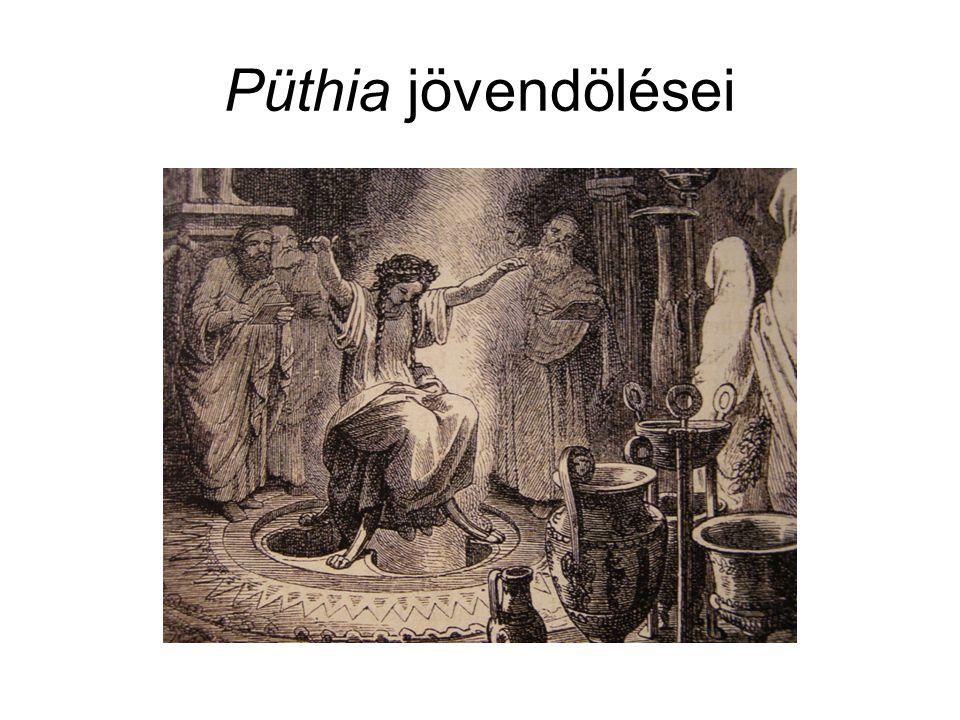 Püthia jövendölései