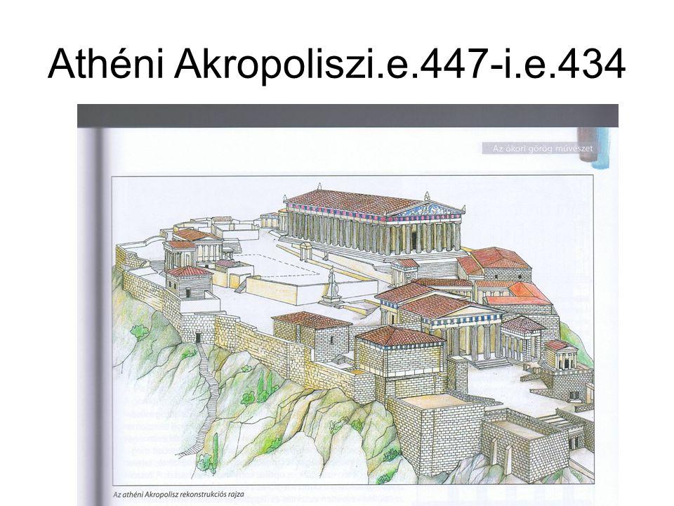 Athéni Akropoliszi.e.447-i.e.434