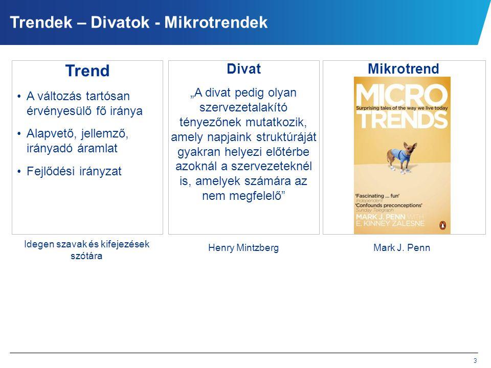 """3 Trendek – Divatok - Mikrotrendek Divat """"A divat pedig olyan szervezetalakító tényezőnek mutatkozik, amely napjaink struktúráját gyakran helyezi előt"""