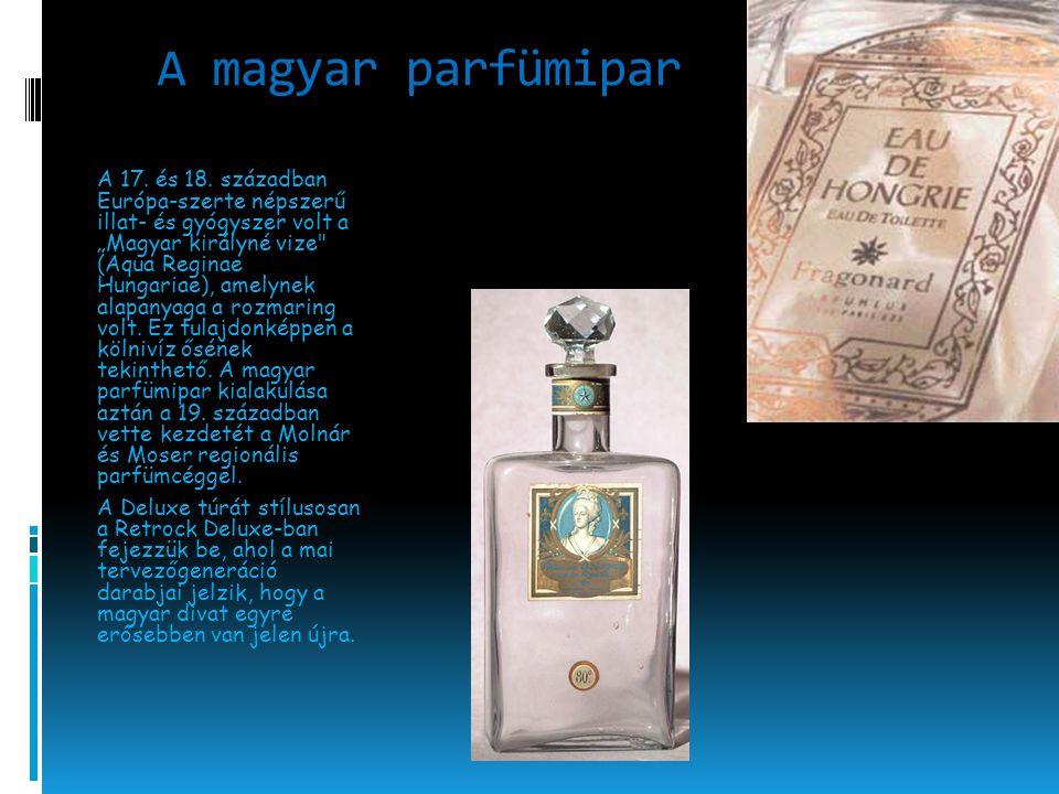 """A 17. és 18. században Európa-szerte népszerű illat- és gyógyszer volt a """"Magyar királyné vize"""