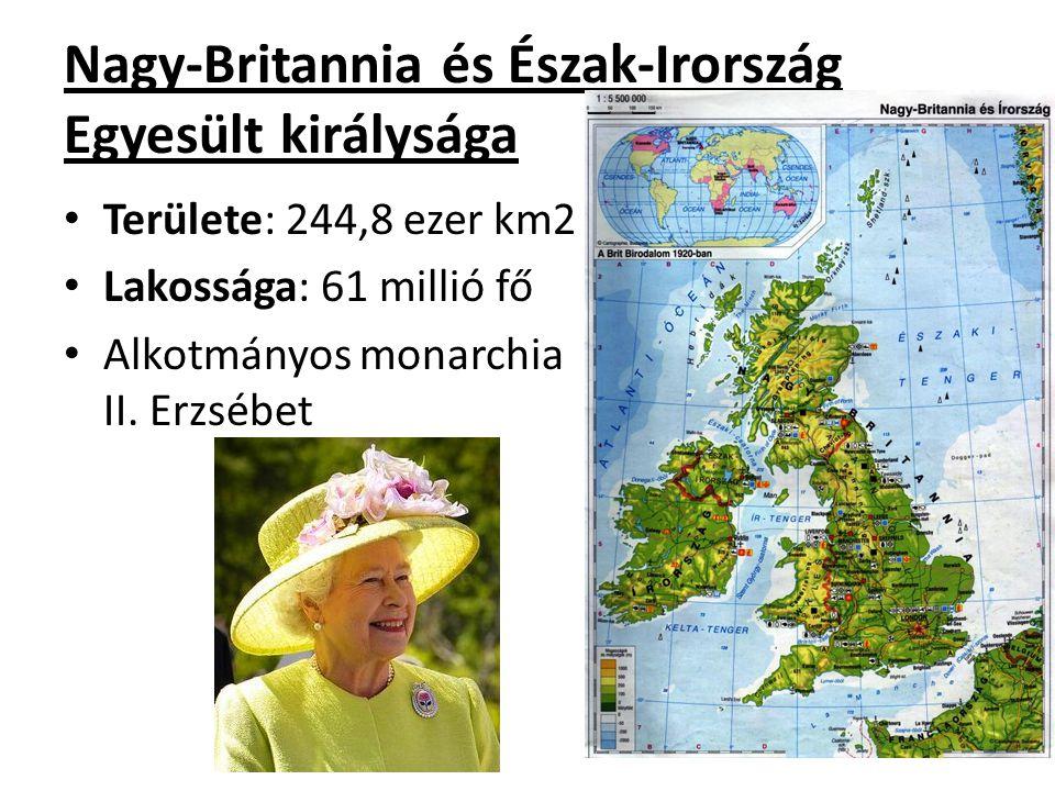 EU • Franciaország • EU alapító tag (1957) • Eurót használ • UK • EU tagja 1973-tól • Euróövezetnek nem tagja